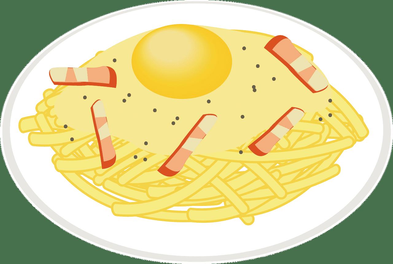 Spaghetti clipart transparent background 9