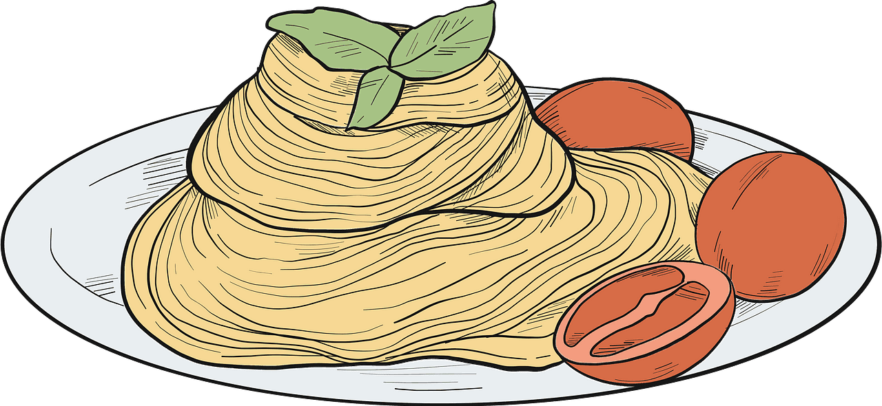 Spaghetti clipart transparent download