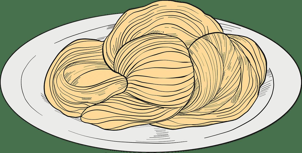 Spaghetti clipart transparent png