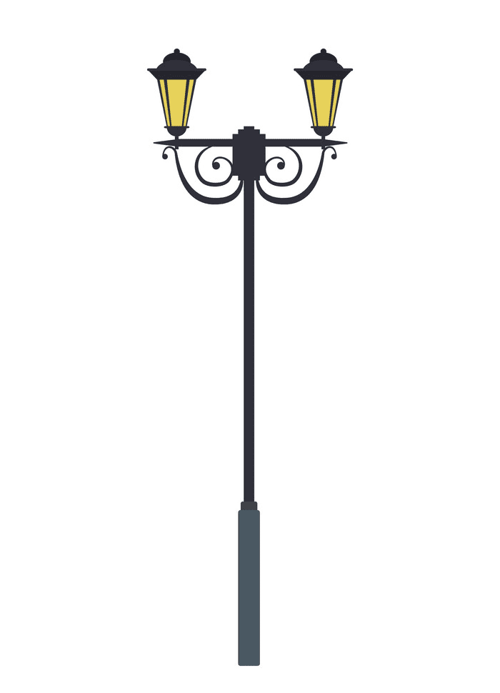 Street Lamp clipart download