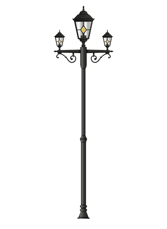 Street Lamp clipart picture
