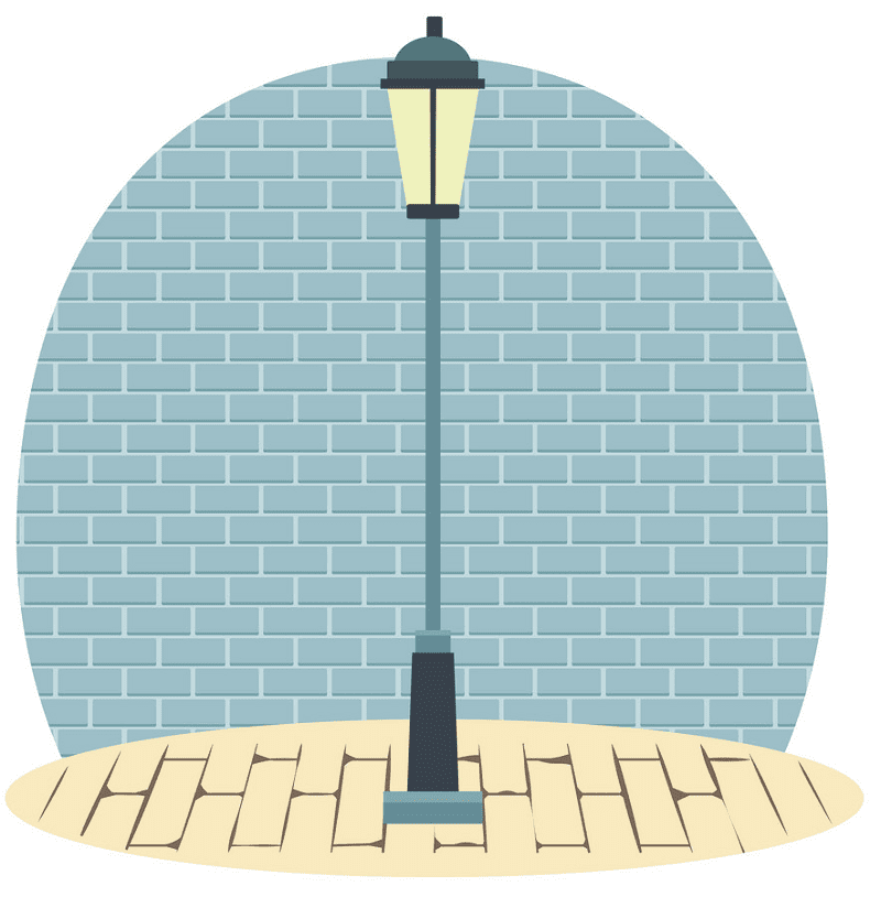 Street Lamp clipart png download
