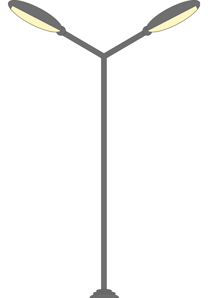 Street Lamp clipart png image