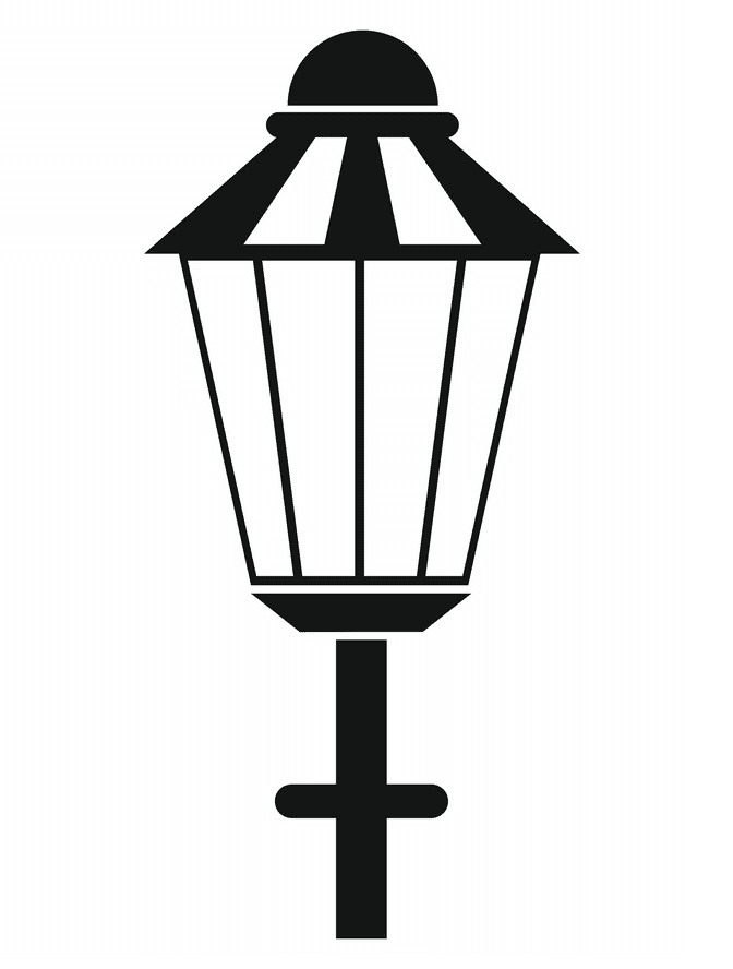 Street Lamp clipart png images