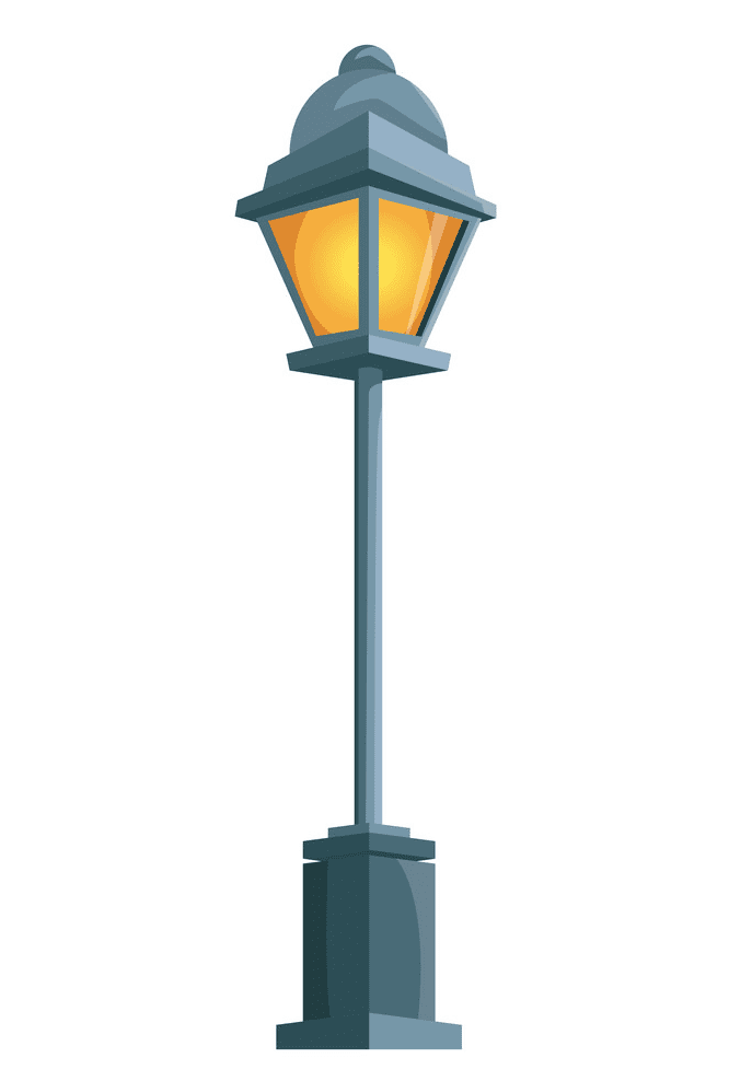 Street Lamp clipart png