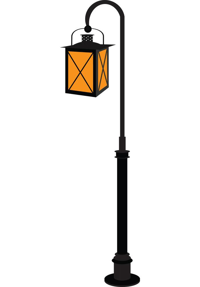 Street Lamp clipart
