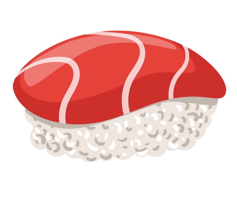 Sushi clipart 1