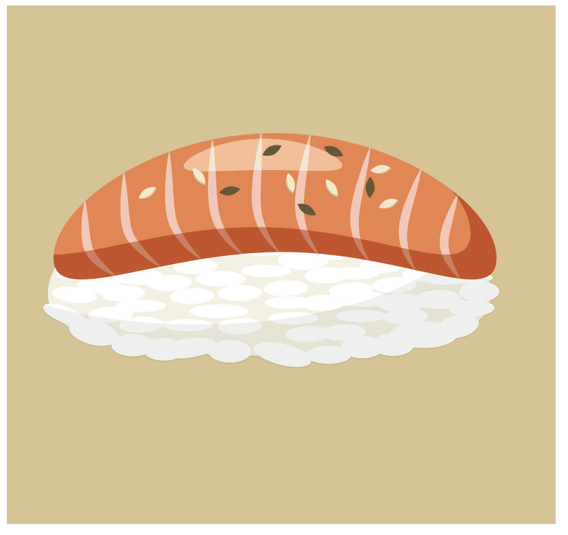 Sushi clipart 3