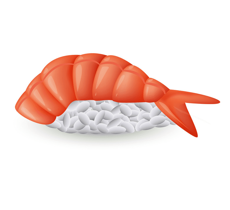 Sushi clipart 7