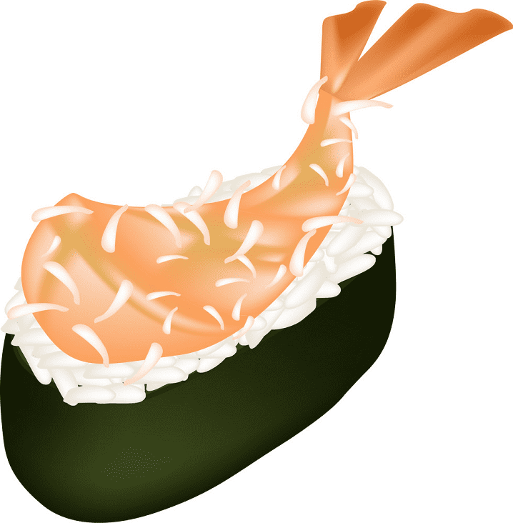 Sushi clipart 9