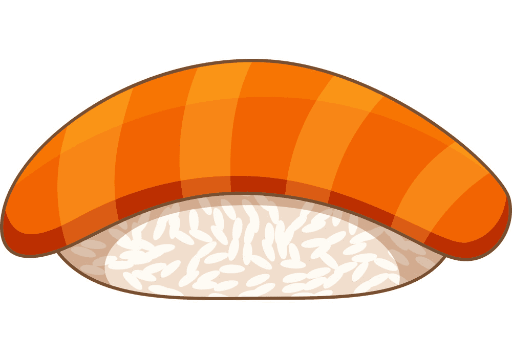 Sushi clipart free download