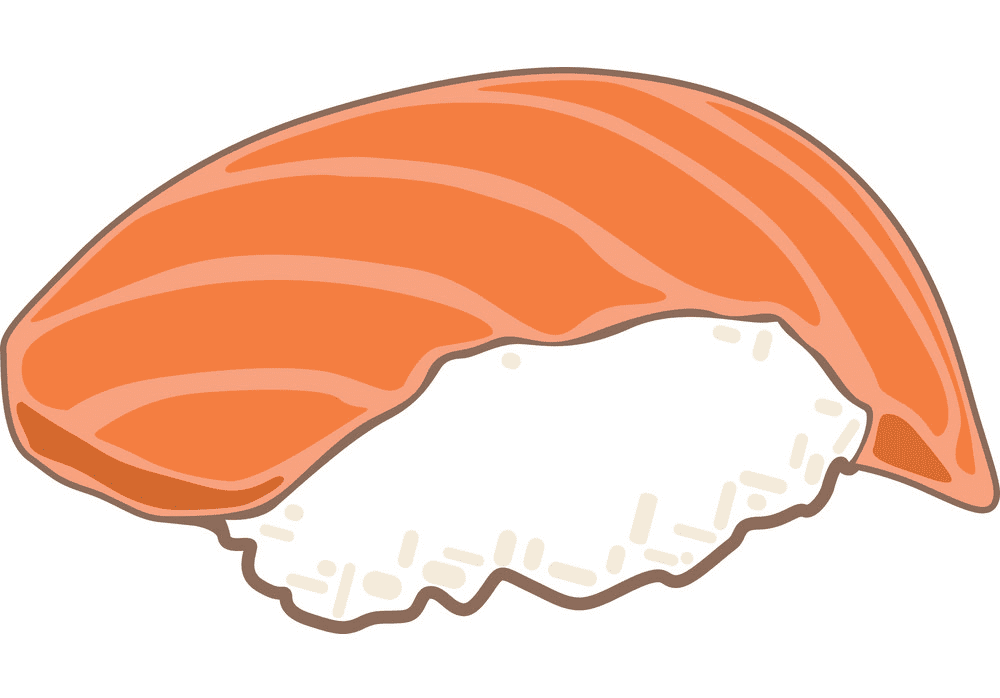 Sushi clipart free images