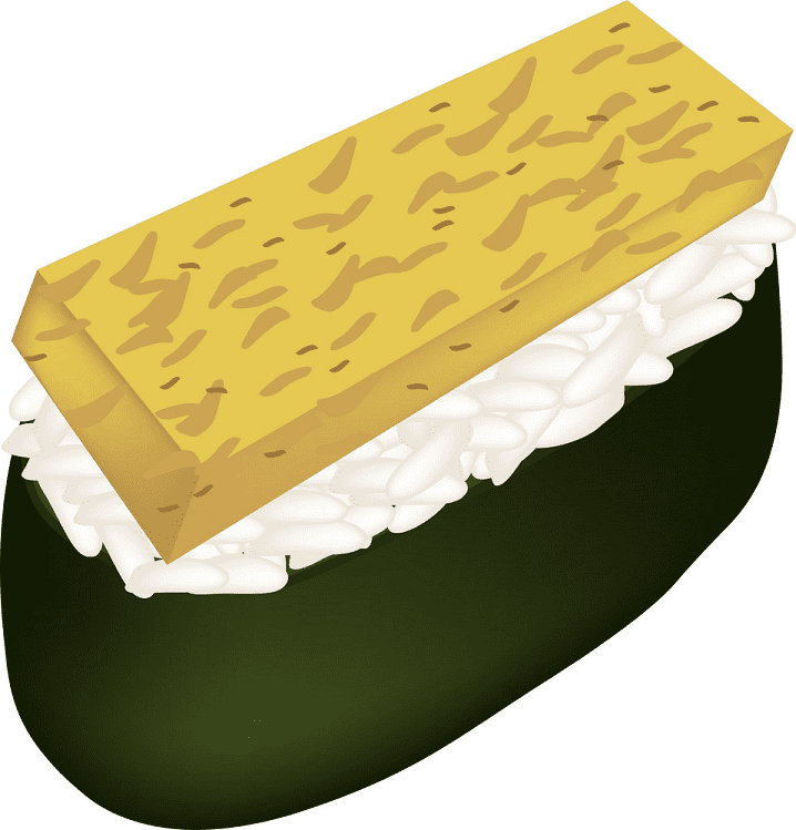Sushi clipart png 10