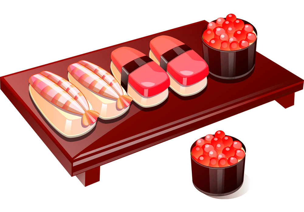 Sushi clipart png 11