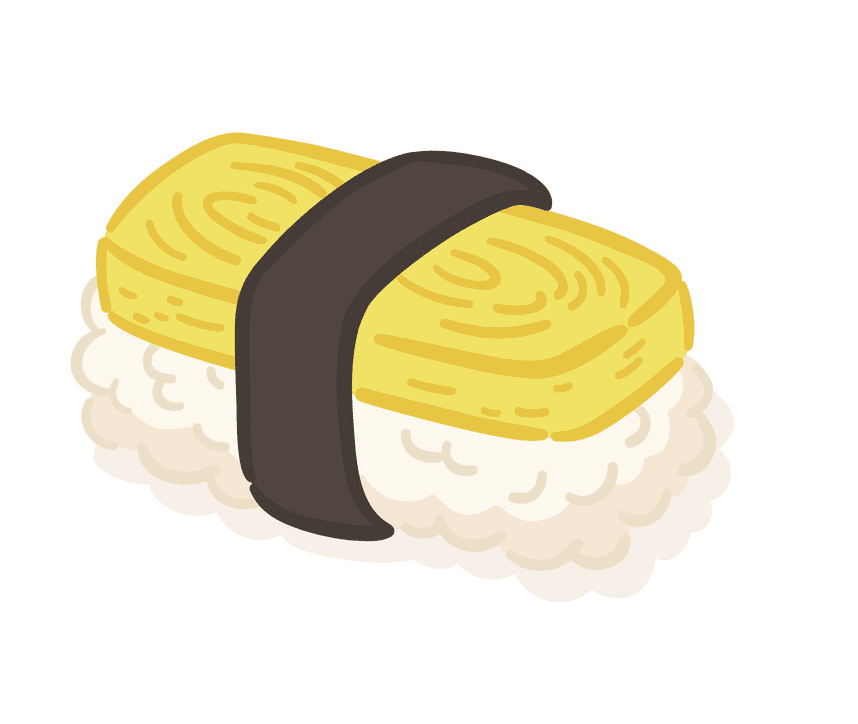 Sushi clipart png 7