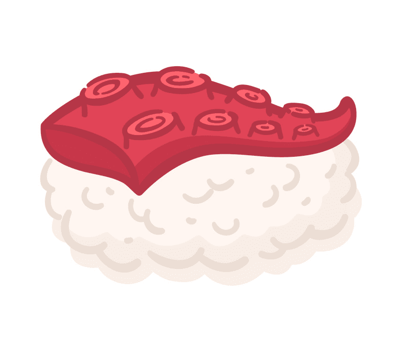 Sushi clipart png 8