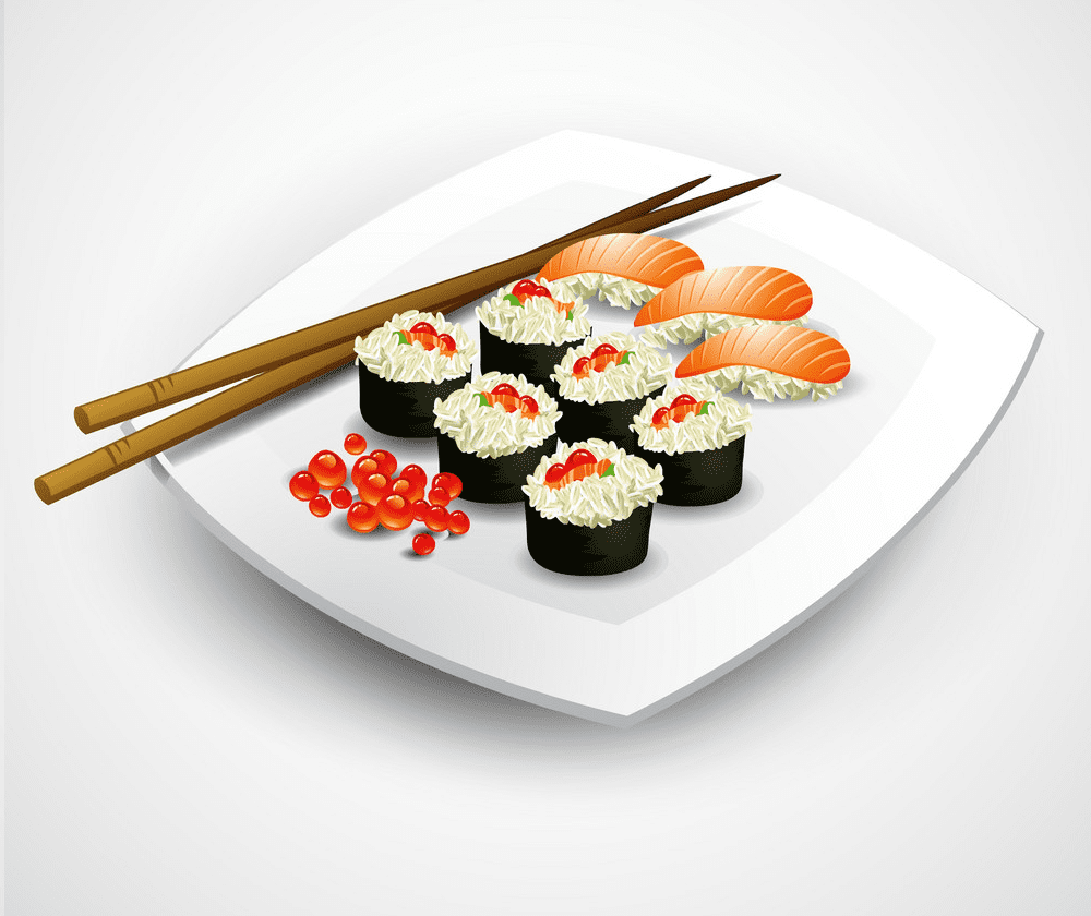 Sushi clipart png image