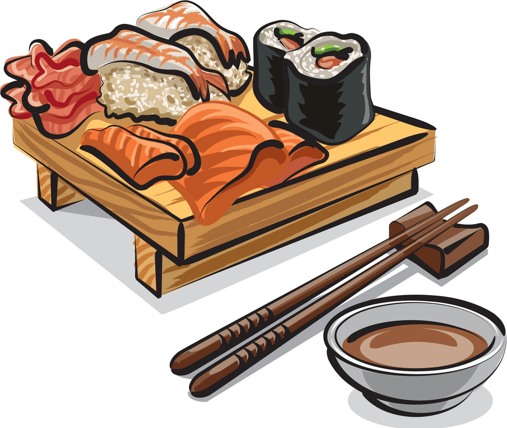 Sushi clipart png picture