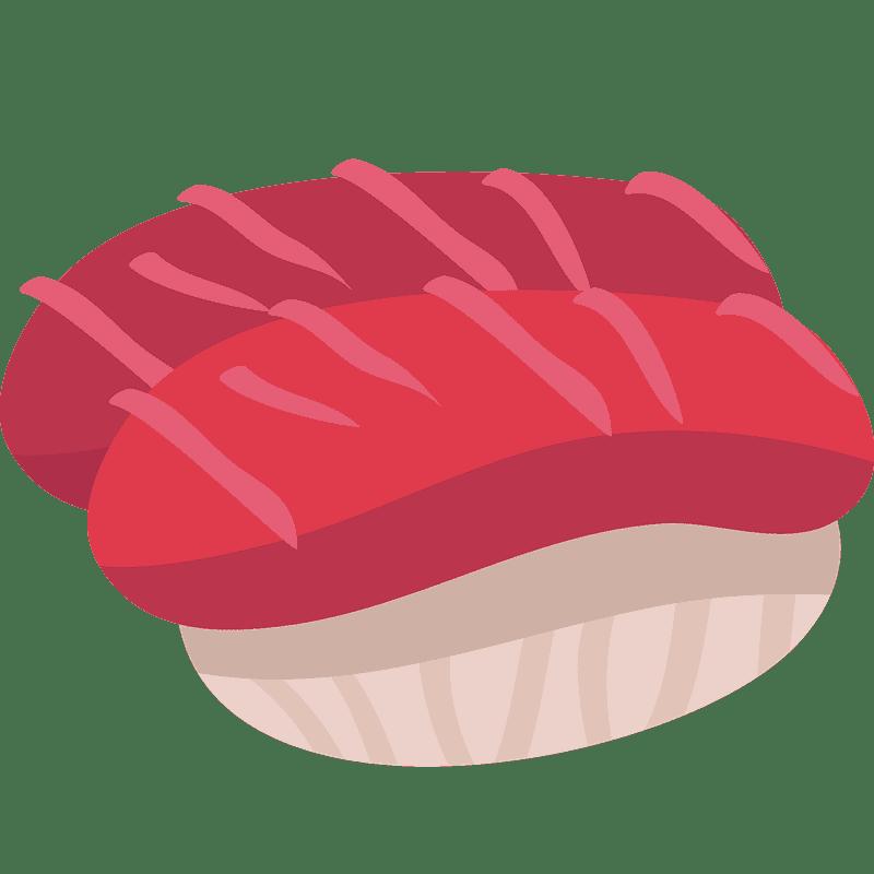 Sushi clipart transparent background 5