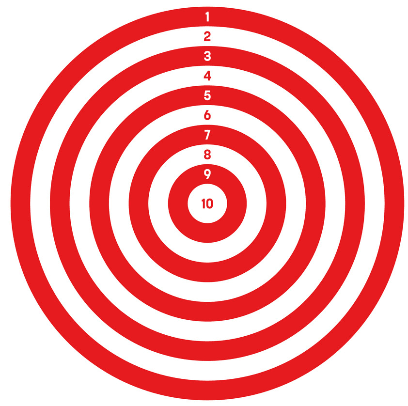 Target clipart for free