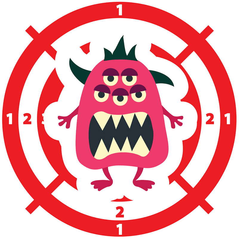 Target clipart free image
