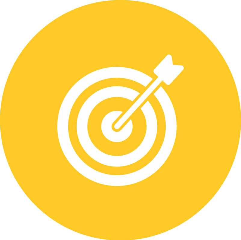 Target clipart picture
