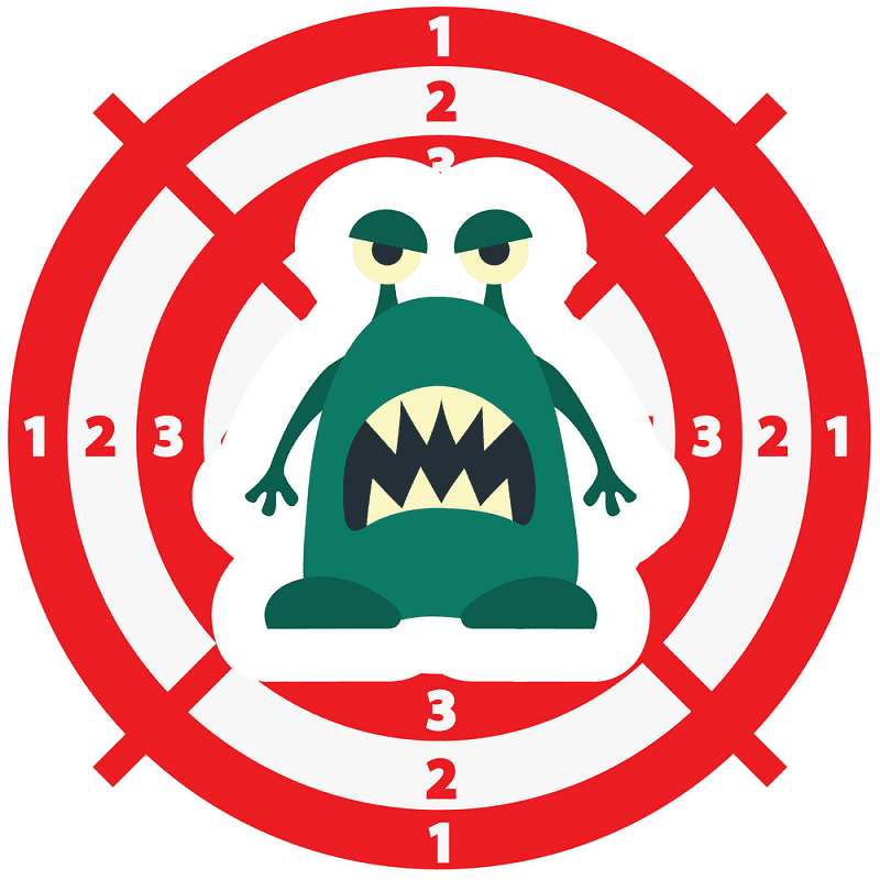Target clipart png picture