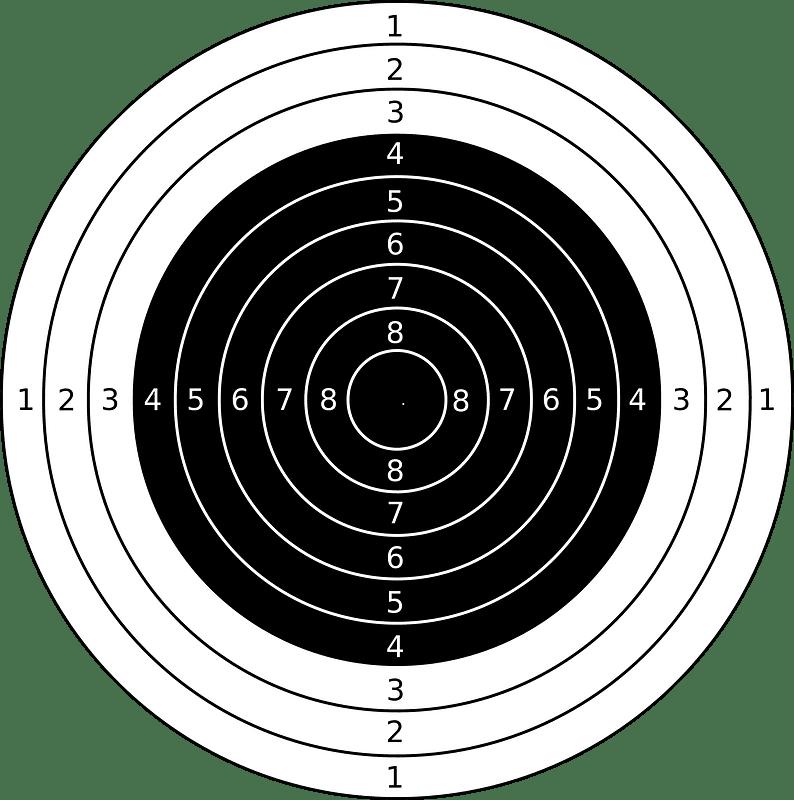 Target clipart transparent 3