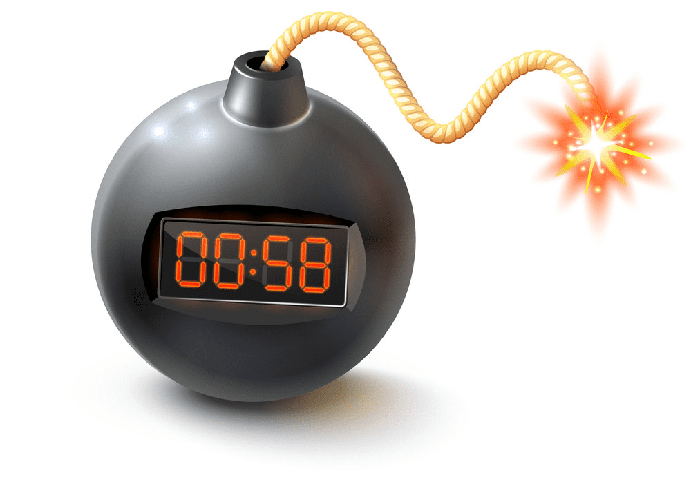 Time Bomb clipart images