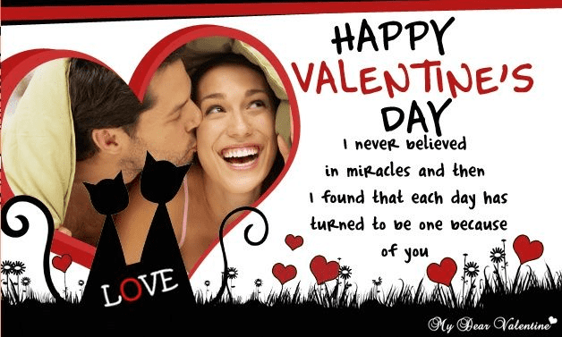 Valentine's Day Wishes png 5