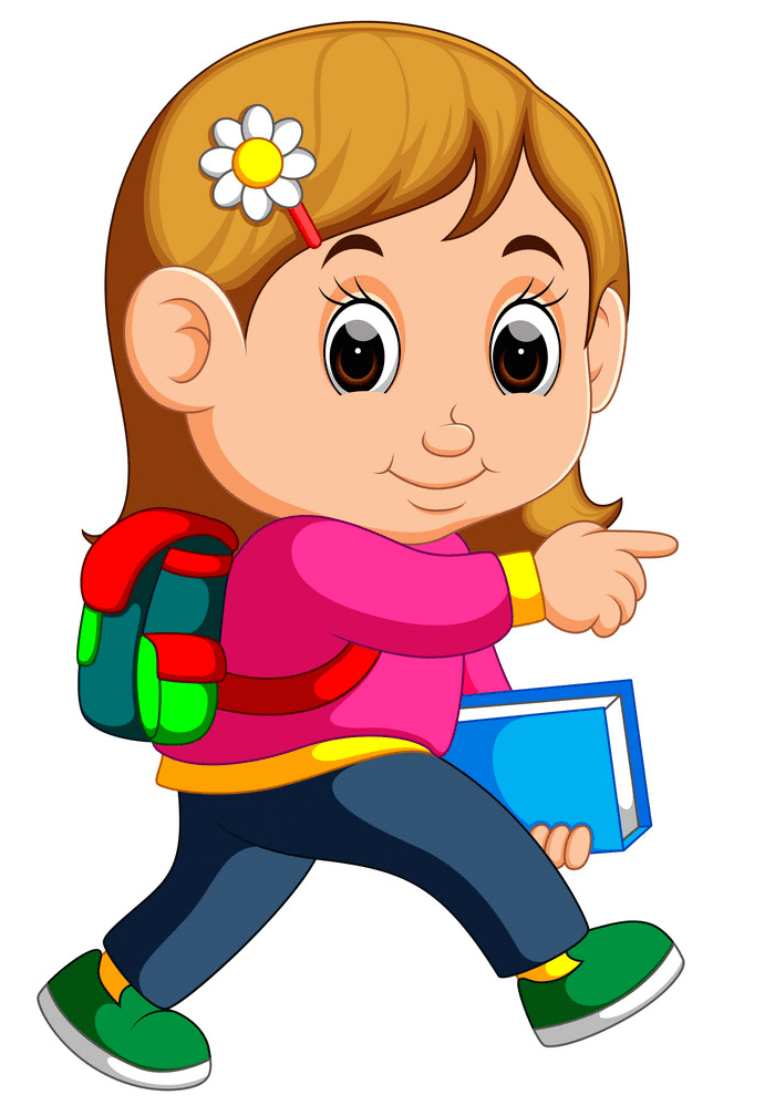 Walking clipart png