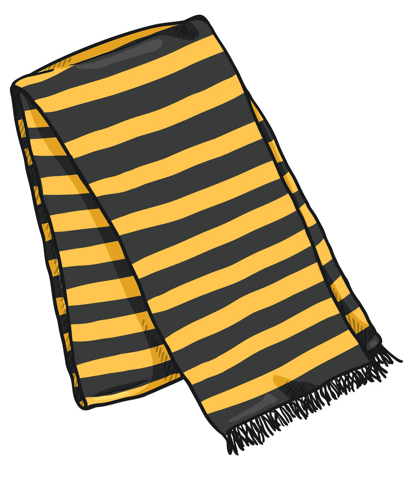 Winter Scarf clipart free images