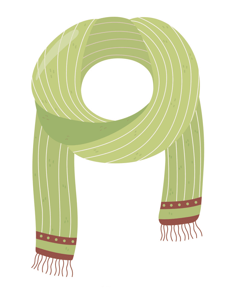 Winter Scarf clipart picture