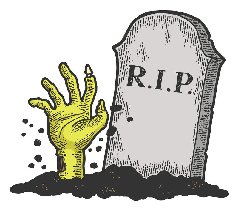 Zombie Hand clipart png image