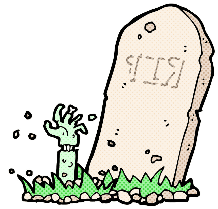 Zombie Hand clipart png images