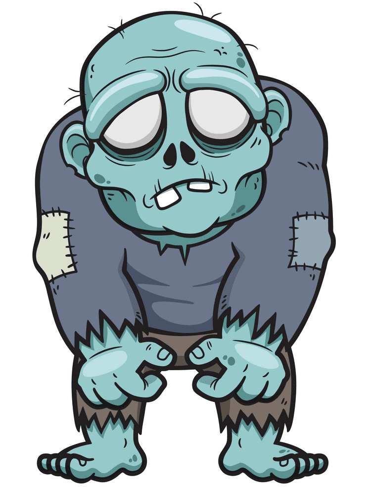 Zombie clipart download