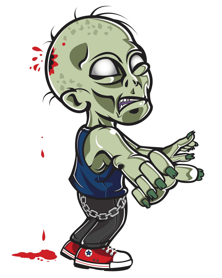 Zombie clipart png download