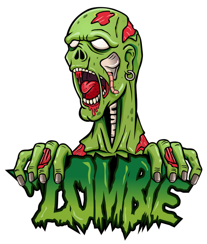 Zombie clipart png picture