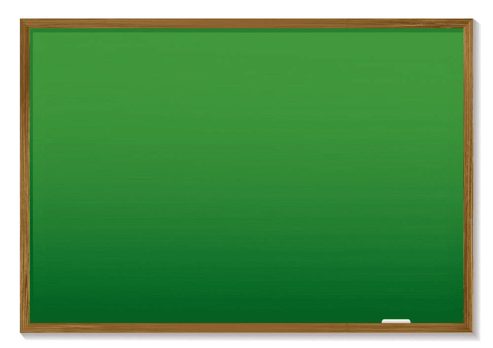 Chalkboard clipart for free