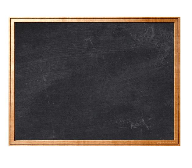 Chalkboard clipart free 10