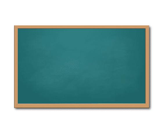Chalkboard clipart free 5