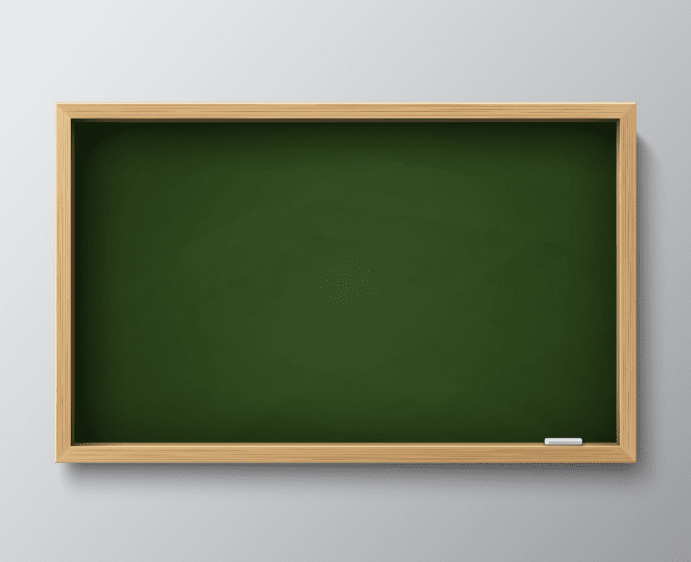 Chalkboard clipart png image