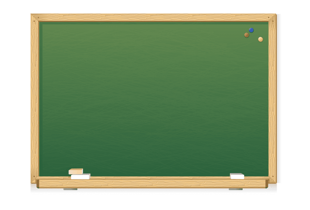 Chalkboard clipart png