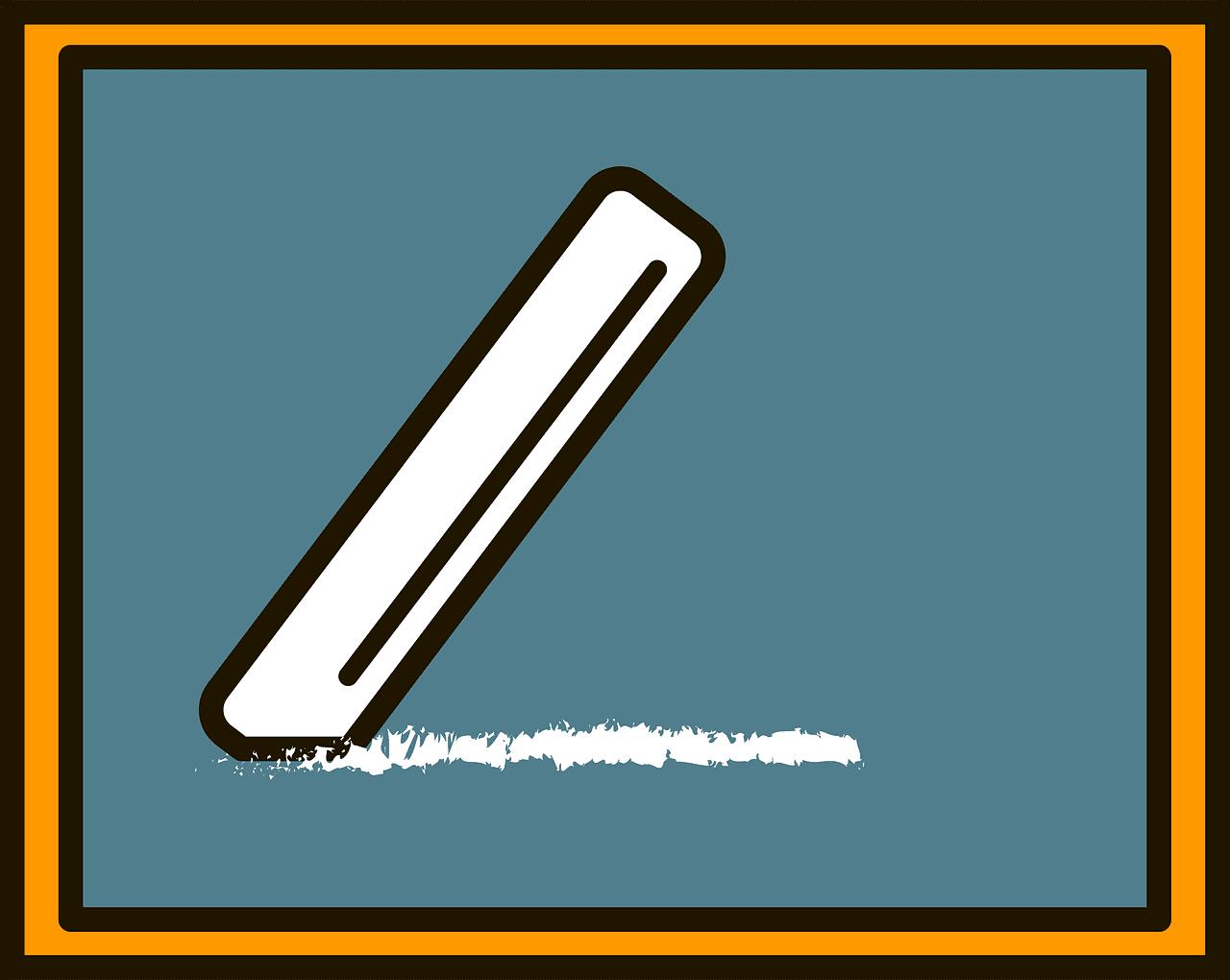 Chalkboard clipart transparent 5