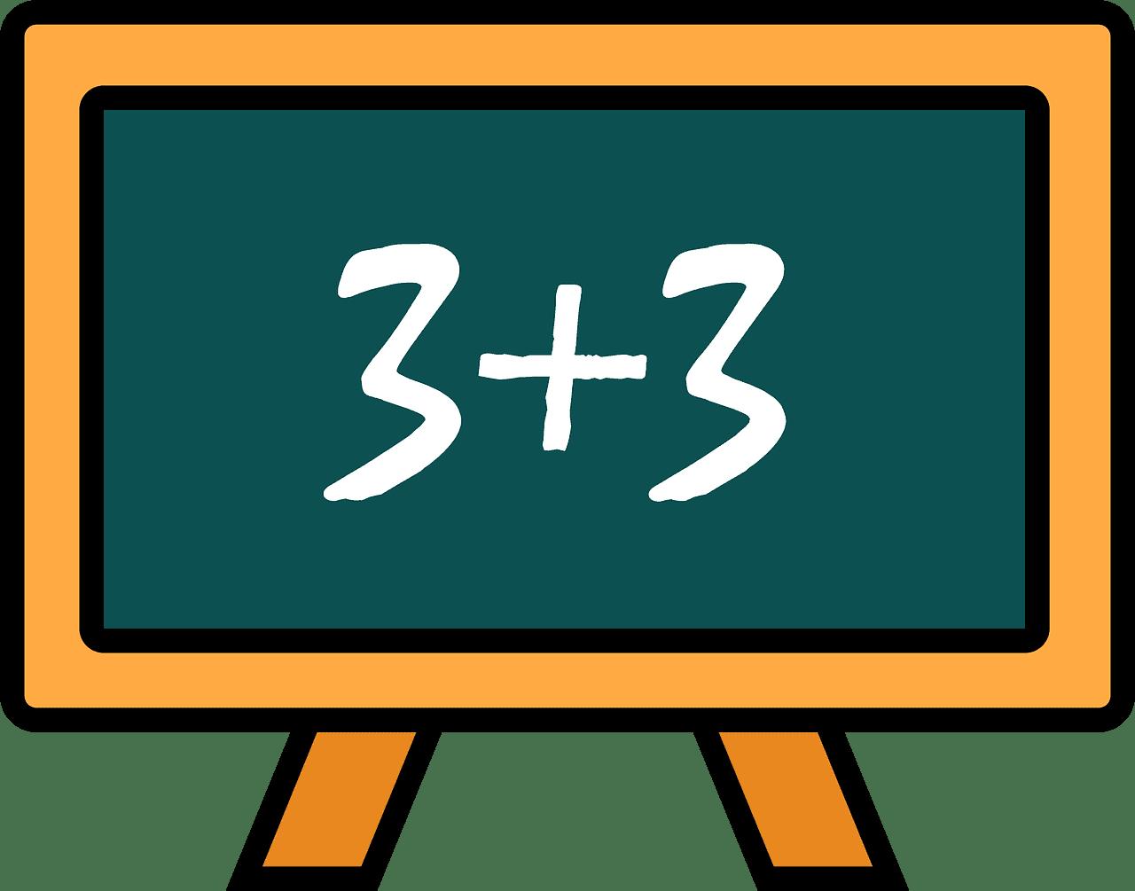 Chalkboard clipart transparent 9