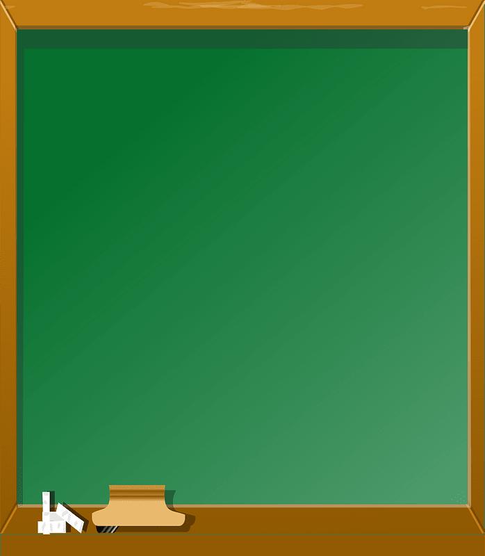 Chalkboard clipart transparent background