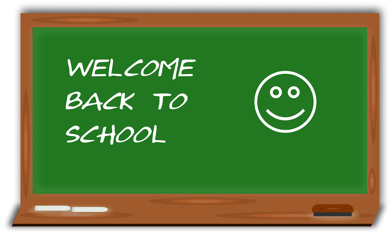 Chalkboard clipart transparent for free