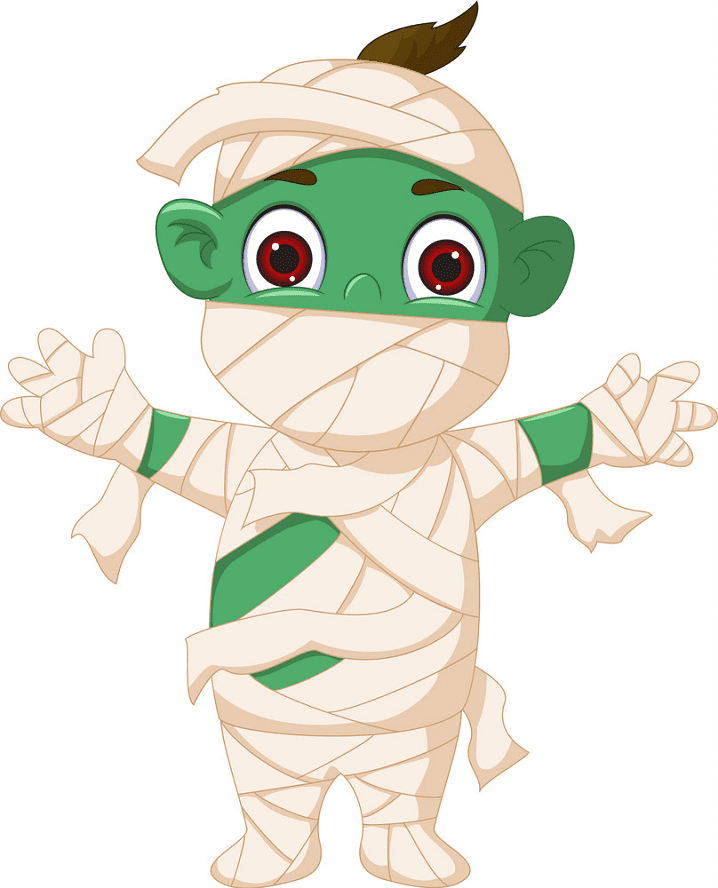 Cute Mummy clipart download