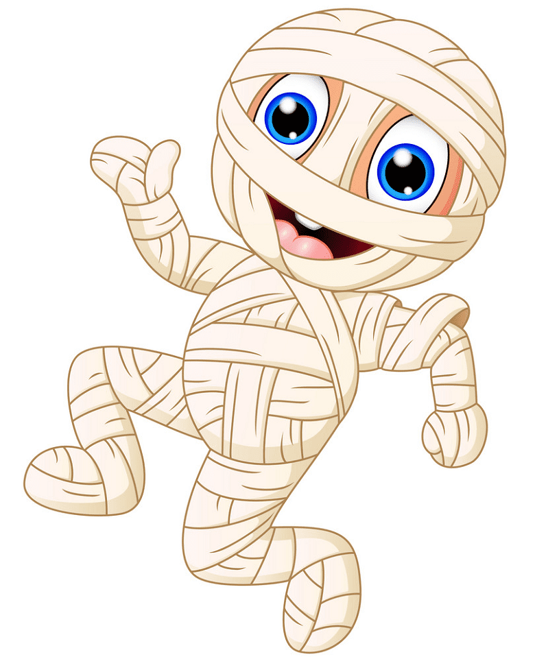 Cute Mummy clipart images