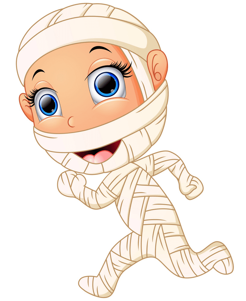 Cute Mummy clipart png images